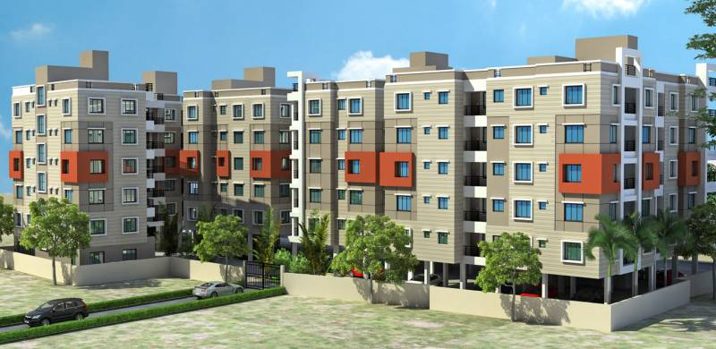 Images for Elevation of Loharuka Green Residency
