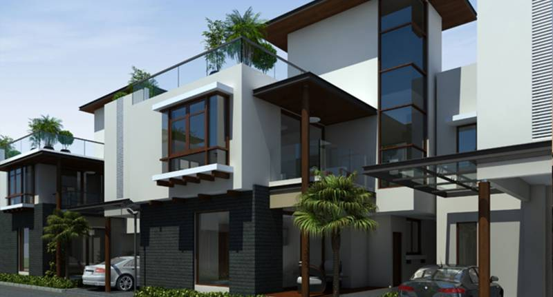Images for Elevation of Voora Villa 96