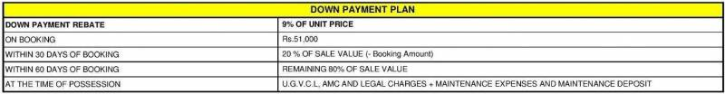 Images for Payment Plan of Ganesh Malabar County II