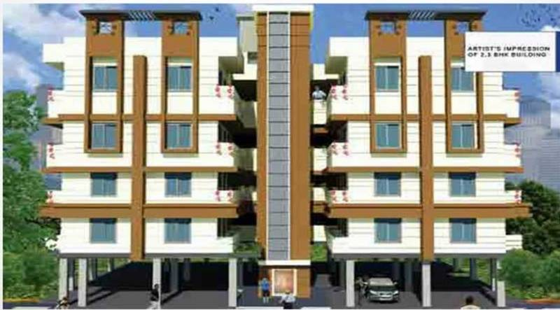 Images for Elevation of Larica Green Pailan