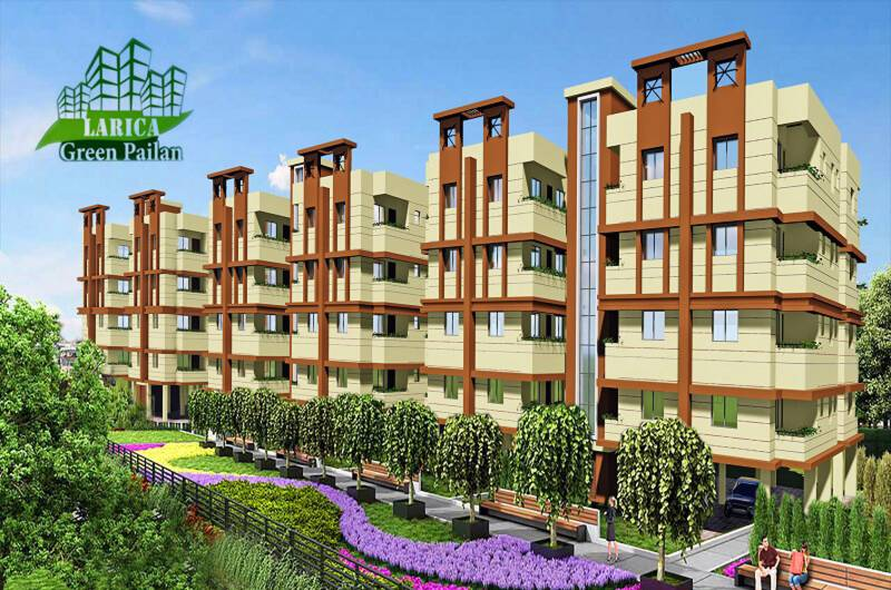 green-pailan Images for Elevation of Larica Green Pailan