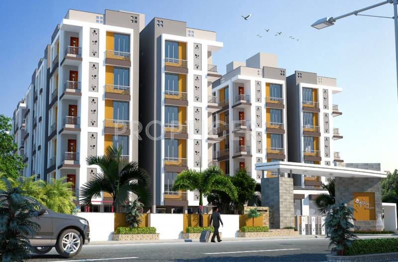 Images for Elevation of Galaxy Govardhan Galaxy Appartment