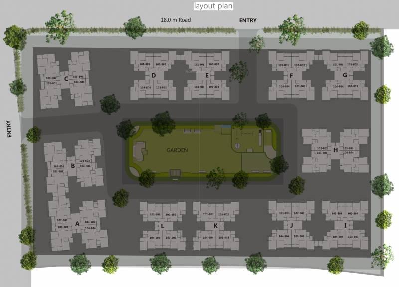 sagar Images for Layout Plan of Popular Sagar