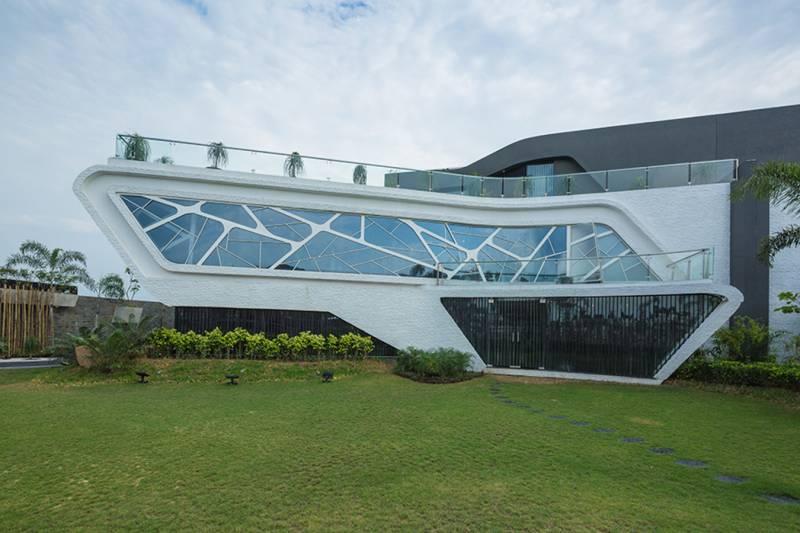 Images for Elevation of Shree Balaji Heritage Villa
