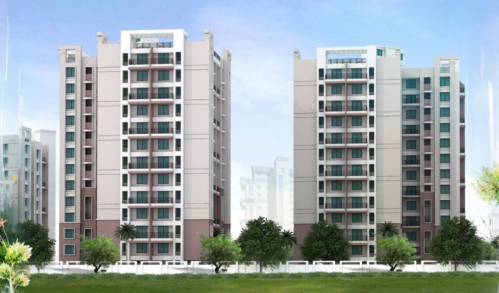 Sujay Windchime Homes in Somatane, Pune - Price, Location