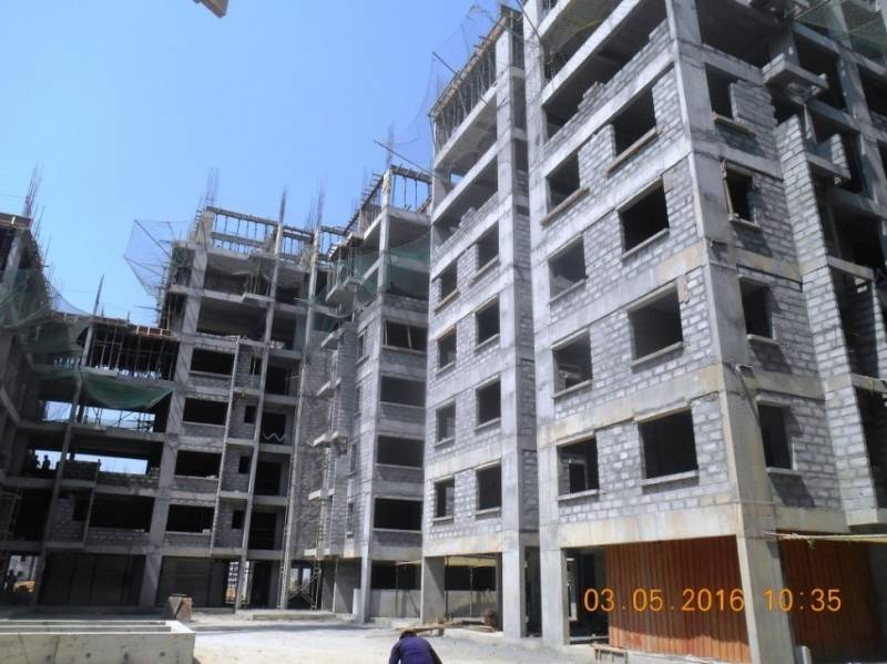 Images for Construction Status of Arvind Sporcia