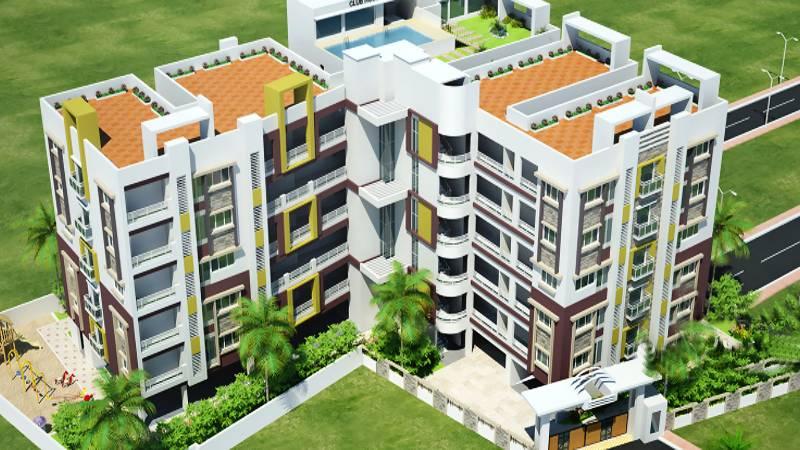 Images for Elevation of EAPL Shri Tirumala Prestige