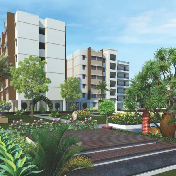 Images for Elevation of DBS Umang Narol 3 To 8
