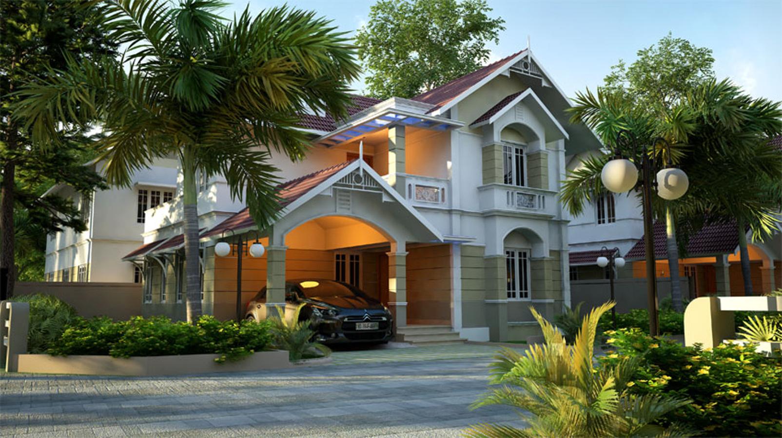 My Home Grace Villas In Aluva Kochi Price Location Map