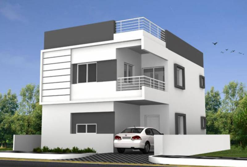 Images for Elevation of Oorjita Grand Vie II