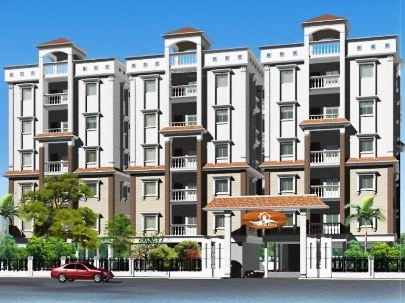 Images for Elevation of Giridhari Homes Pvt Ltd Sai Ashray