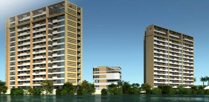 Images for Elevation of Mantri Serene