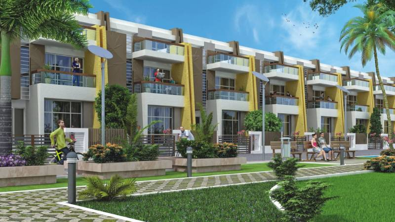 Images for Elevation of Man Royal Bungalows
