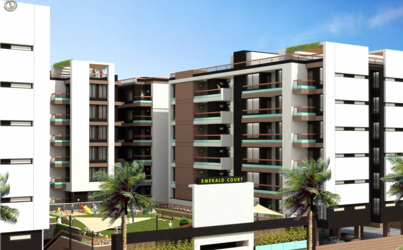 Images for Elevation of Sunil Emerald Court