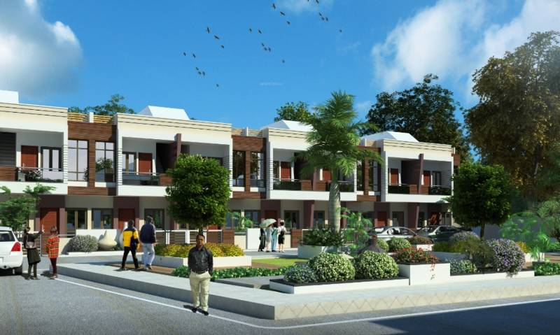 Images for Elevation of Om Ganpati Homes