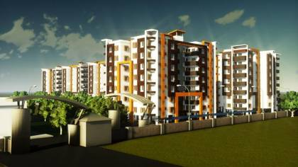 Images for Elevation of Homebase Panchamukhi Greens