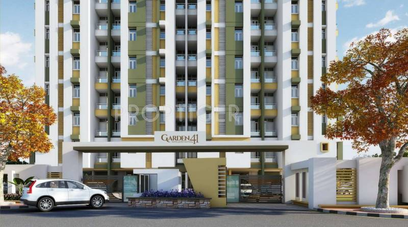 Images for Elevation of Anukriti Garden 41