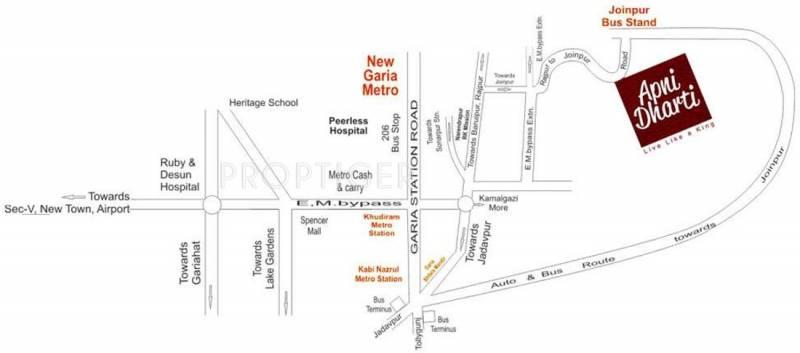 Images for Location Plan of Apni Amar Bhuwan