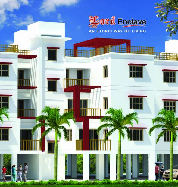 Images for Elevation of Lord Group Enclave