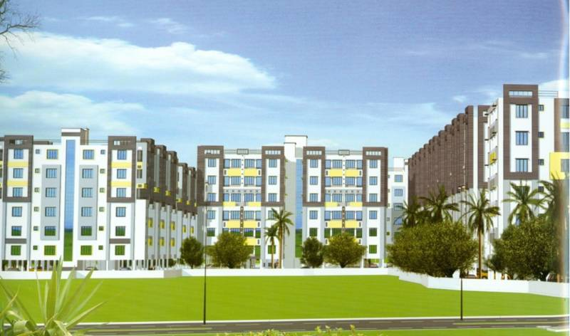 Images for Elevation of  Sai Krishna Residency
