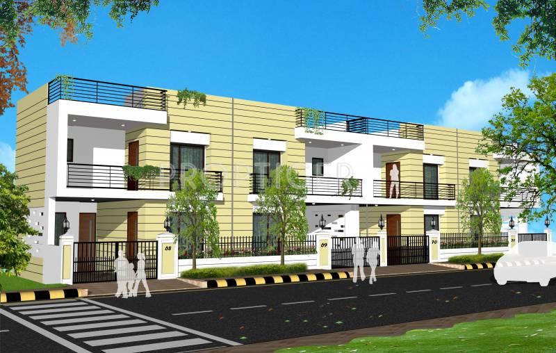Images for Elevation of Sai Expandable Villas