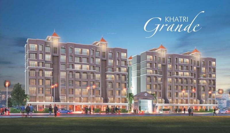 Images for Elevation of Khatri Grande