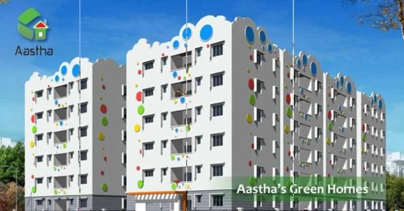 green-homes Elevation