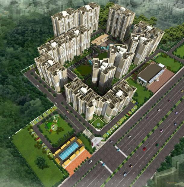 Images for Elevation of SRS Group Royal Hills