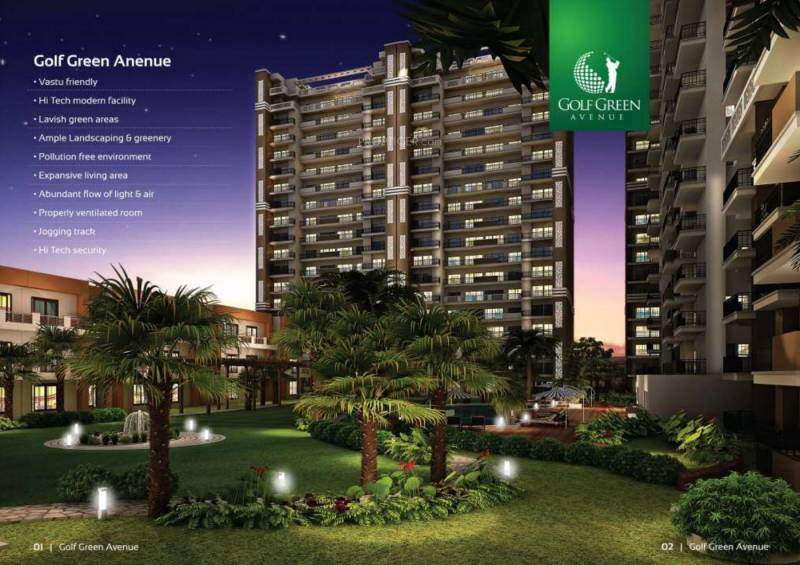 Images for Elevation of Airwil Golf Green Avenue