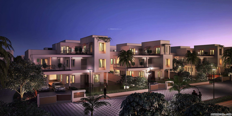 Amrit Pebble Bay Dream Villas In Bagmugalia Bhopal