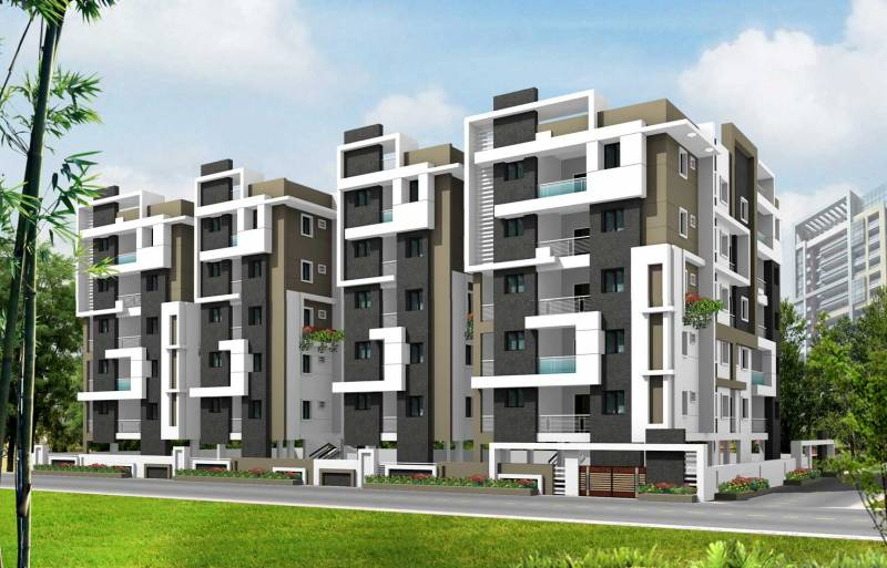 Images for Elevation of Cyber Shanti Nilaya