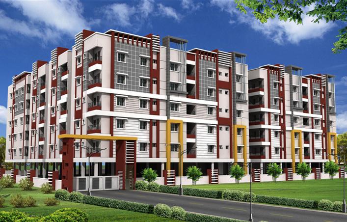 padmanabha-residency Elevation