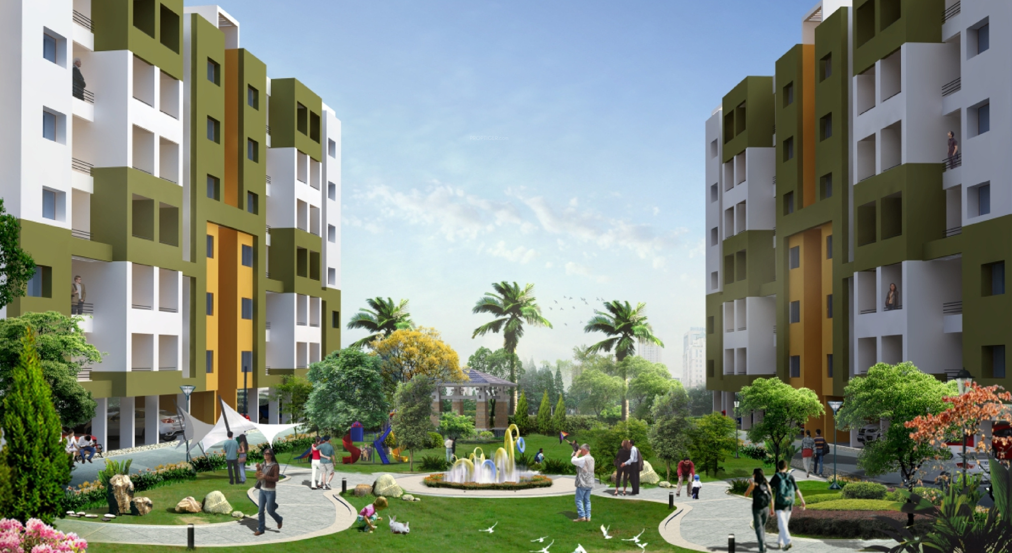 648 Sq Ft 2 Bhk 2t Apartment For Sale In Soumya Homes