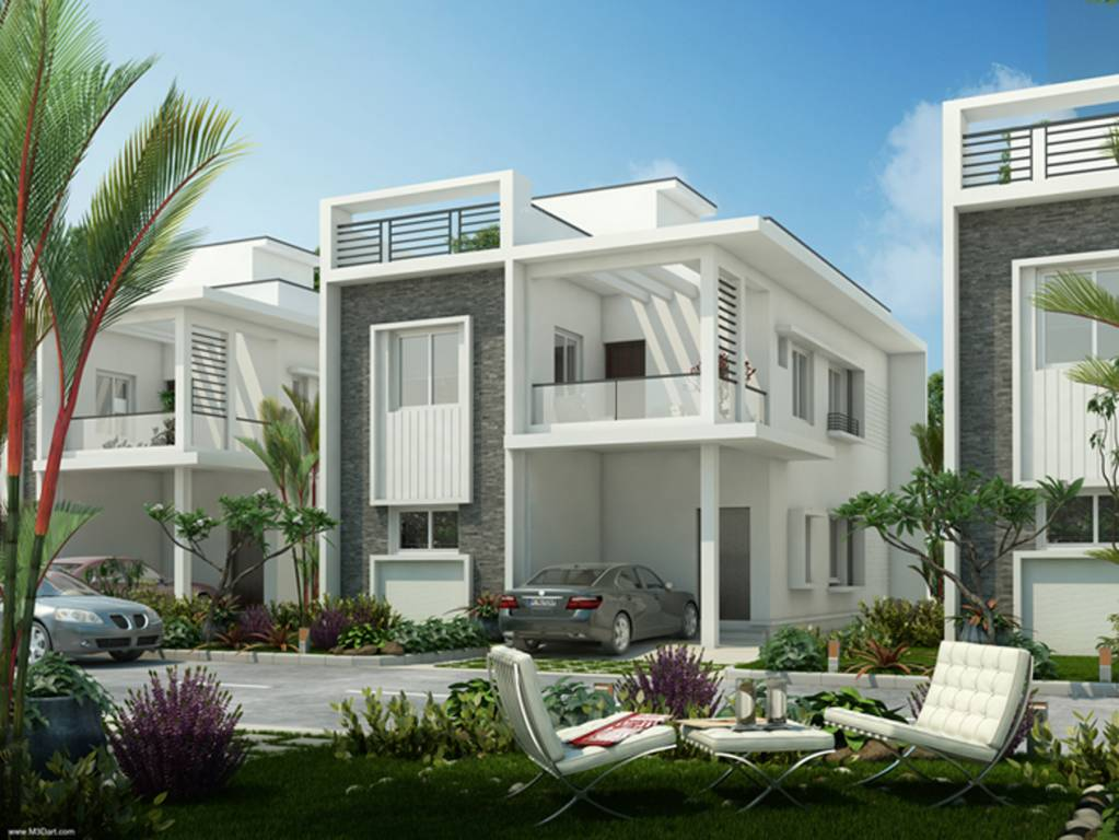 Bricmor Elite Villas In Kollur Hyderabad Price