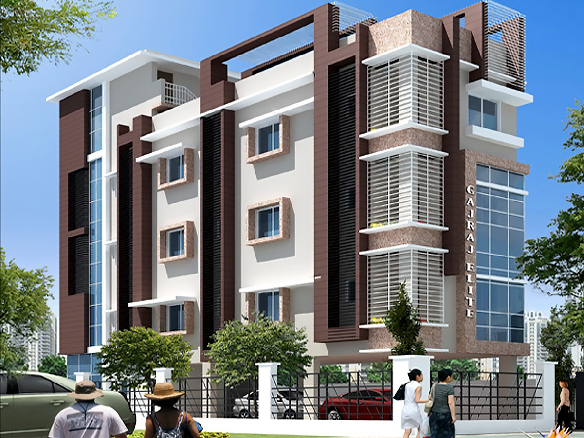 450 Sq Ft 1 Bhk 1t Apartment For Sale In Gajraj Elite Ballygunge Kolkata