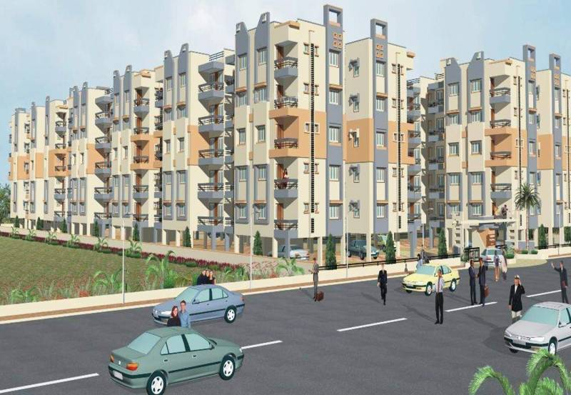 Images for Elevation of Rushabhdev Infrastructure Sharan Residency