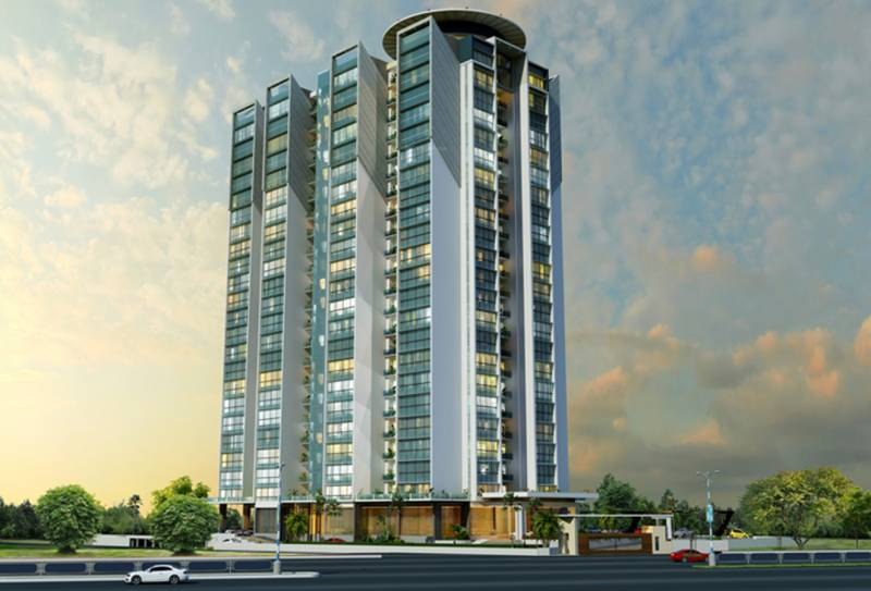 Images for Elevation of Joyalukkas Gold Tower