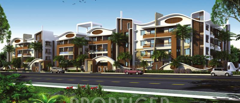 Images for Elevation of Aakruthi Platina