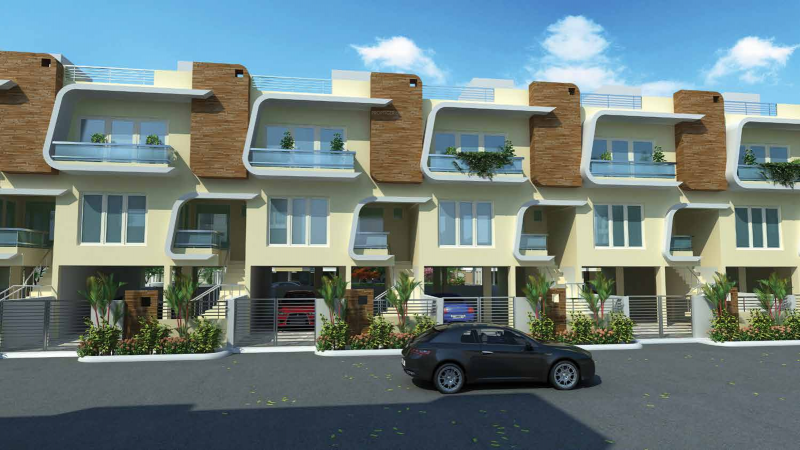 Images for Elevation of Kamal Bliss Villas