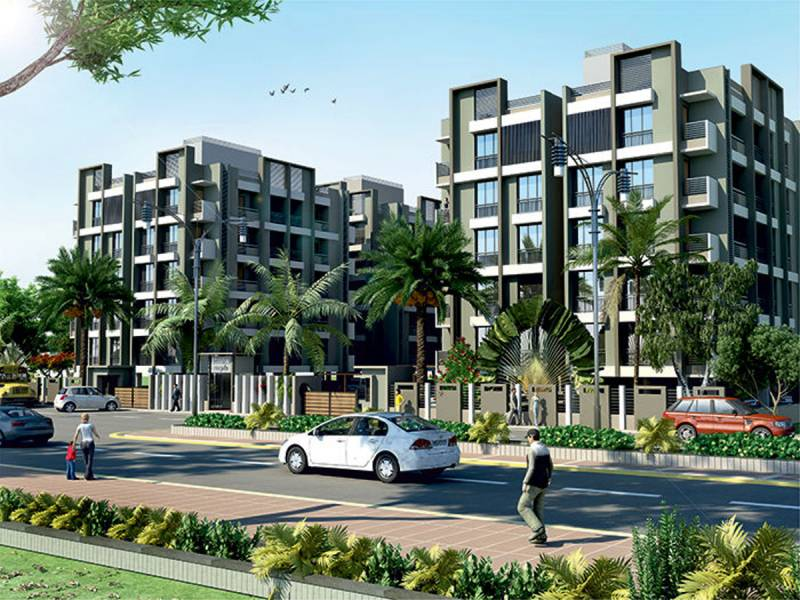 Images for Elevation of Sambhav Infrastructure Stavan Ample