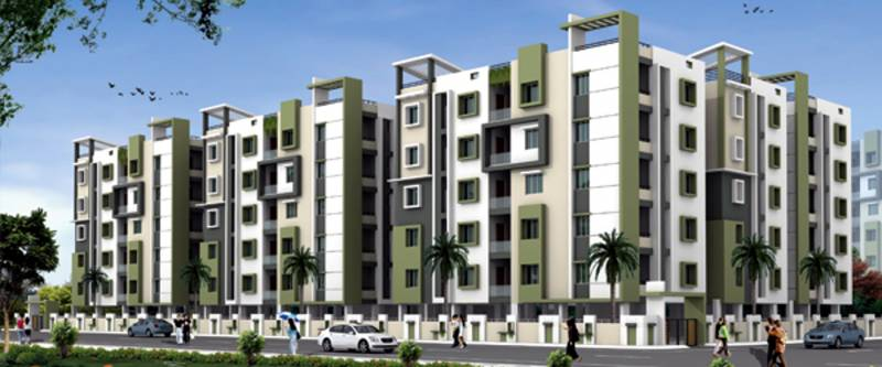 Images for Elevation of  Green City Homes