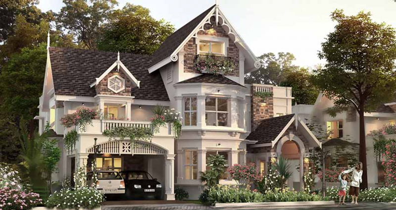 Images for Elevation of Travancore Swiss Gardens