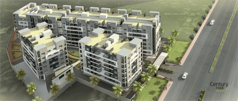 Images for Elevation of Sai Century Park