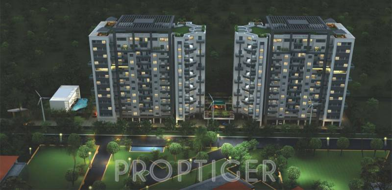 Images for Elevation of Prithvi Presidio