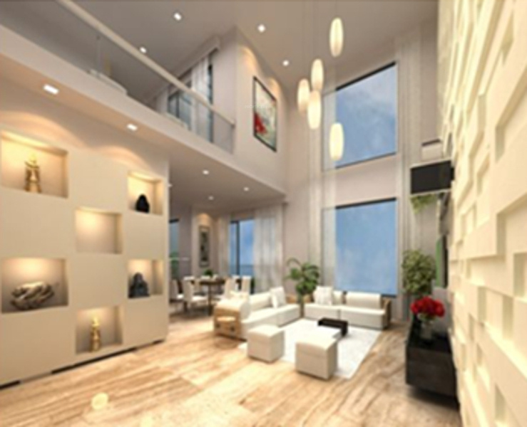 1208 sq ft 2 bhk 2t apartment for sale in prithvi edifice