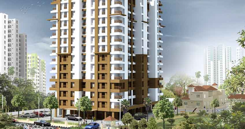 Images for Elevation of Travancore Whiteland Luxury Apartments