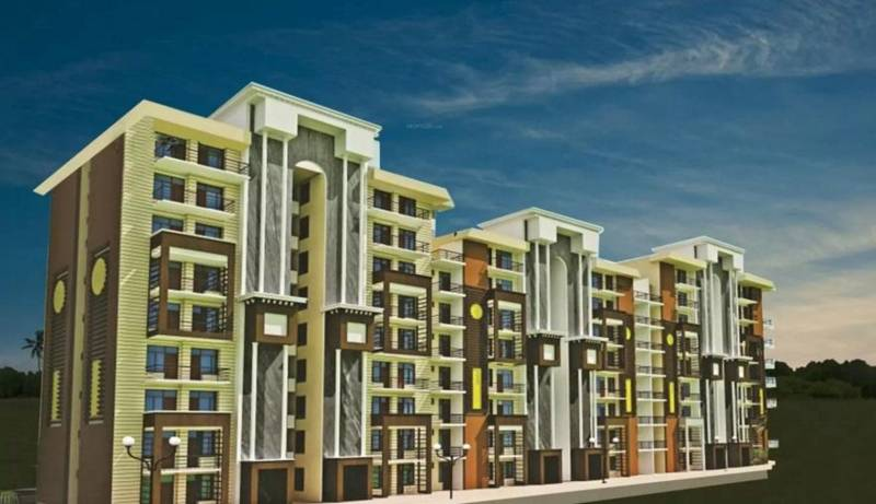 Images for Elevation of Shubham Gold Homes