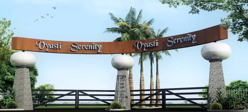 Images for Elevation of Vyasti Serenity