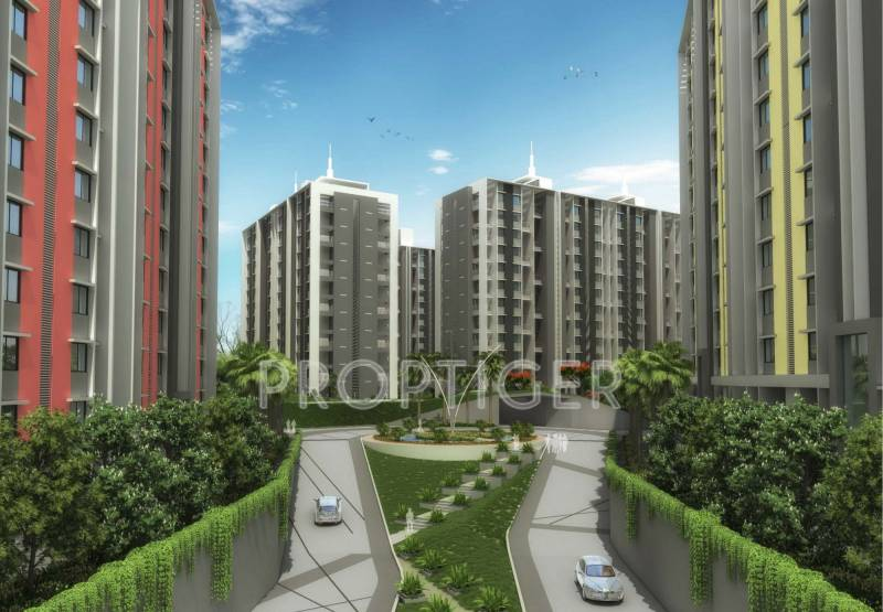 Images for Elevation of Abisky Ritkriti Projects Suburbia