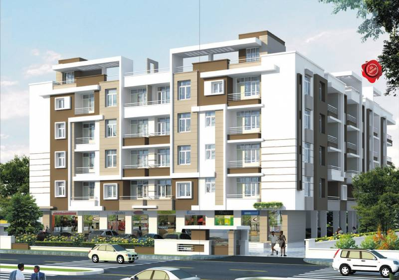 hare-krishna-homes Images for Elevation of Okay Plus Hare Krishna Homes